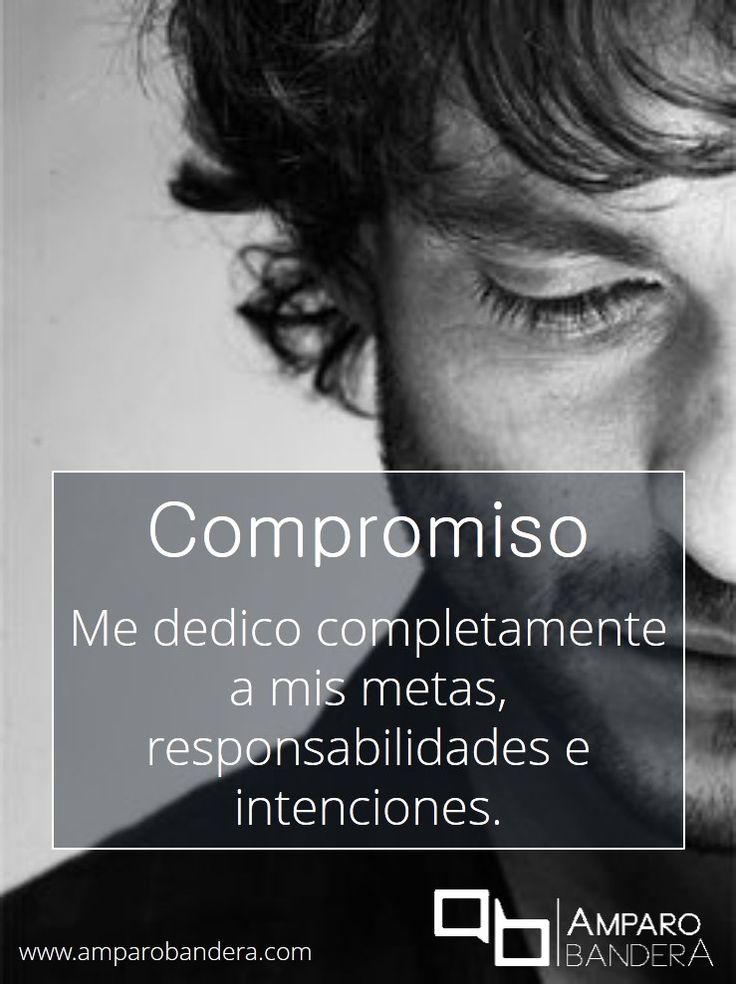 Compromiso #Terapia #DecidoSerFeliz #Bienestar #SaludEmocional
