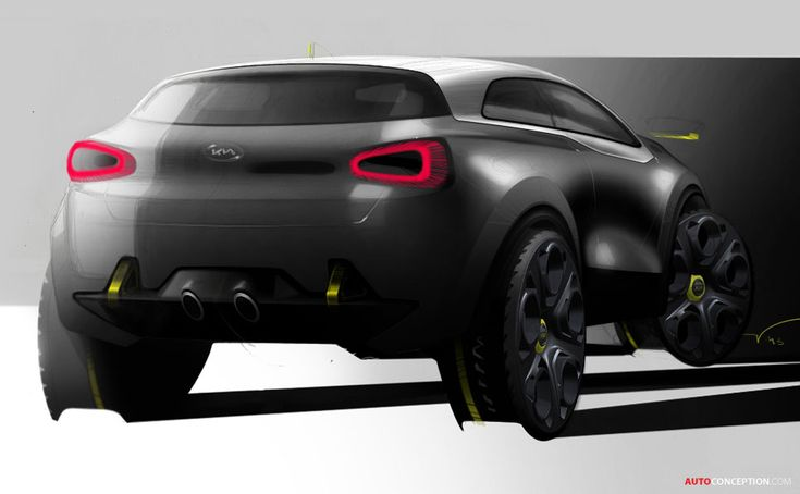 Kia 'Niro' Concept