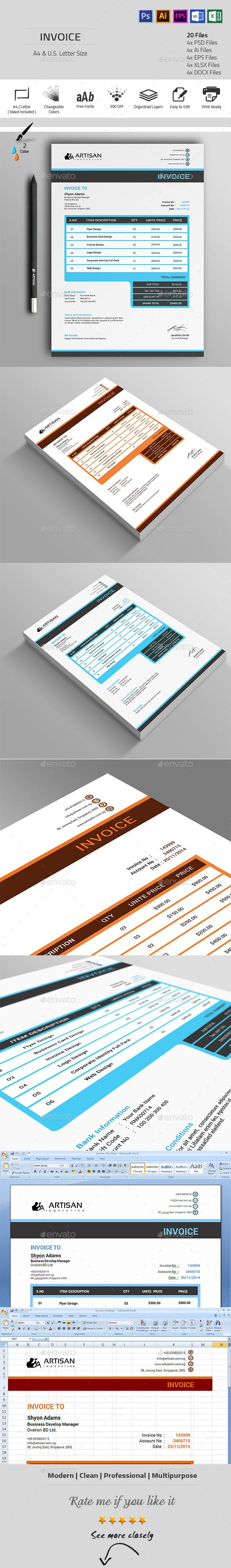 17 best images about invoice fax creative my cv invoice