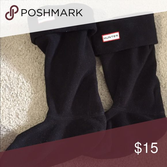 Hunter Boot Socks, M Perfect for wear with Hunter Boots! Check closet for Hunter Boots on sale as well! Create a bundle for 15% discount. Hunter Accessories Hosiery & Socks