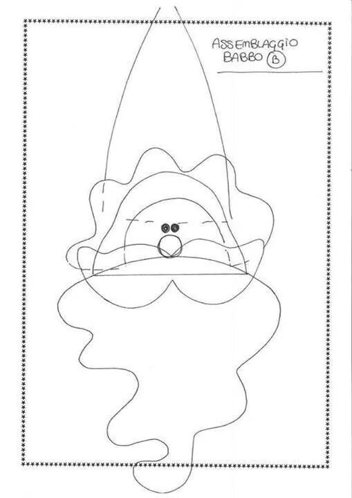 Canvas tracing pattern? (With images) | Felt crafts ...