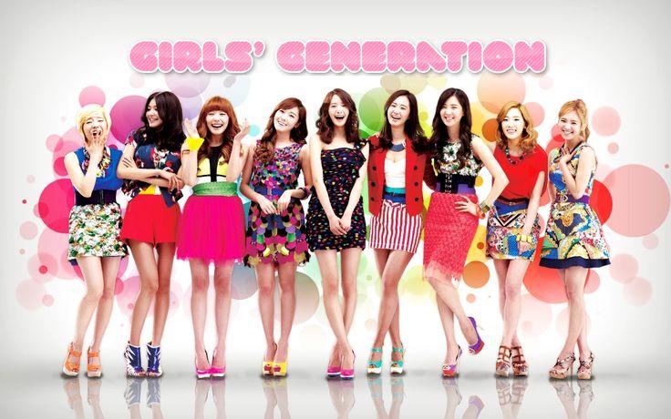 LAS 5 INTEGRANTES DE GIRLS GENERATION QUE ANUNCIARON ESTAR ENAMORADAS   Mundo Fama Corea