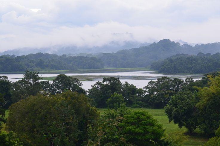 Lago Gatun in Ciudad de Colón, Colón, Panama