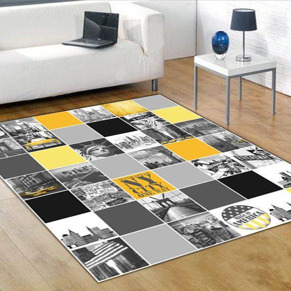 Oltre 1000 idee su tappeto da salotto su pinterest - Tappeto moderno grigio ...