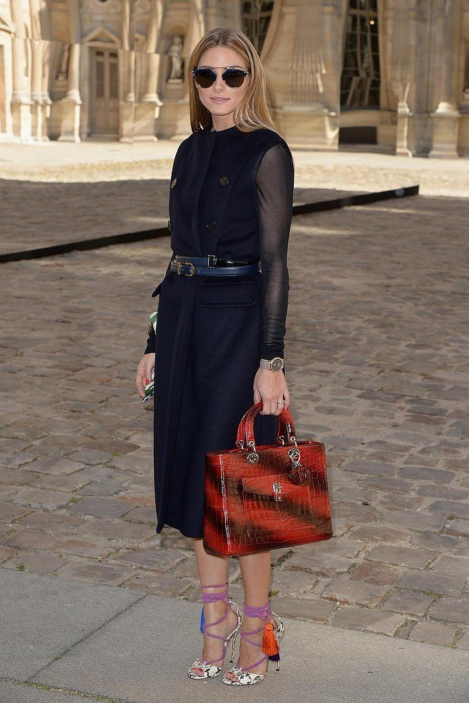 Olivia Palermo Just Curated Your Fall Shopping List, and This Is What's on It: There's no one better qualified to break down Olivia Palermo's Fall-perfect look than Olivia herself.