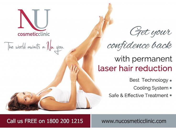 Benefits of laser hair removal: Can be used to treat any area, can treat ingrown hairs There is no recovery time. You can go back to daily activities immediately after the session is over. #http://goo.gl/6MKFSS