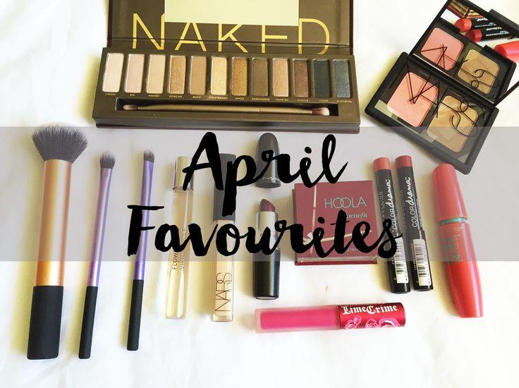 April Favourites!