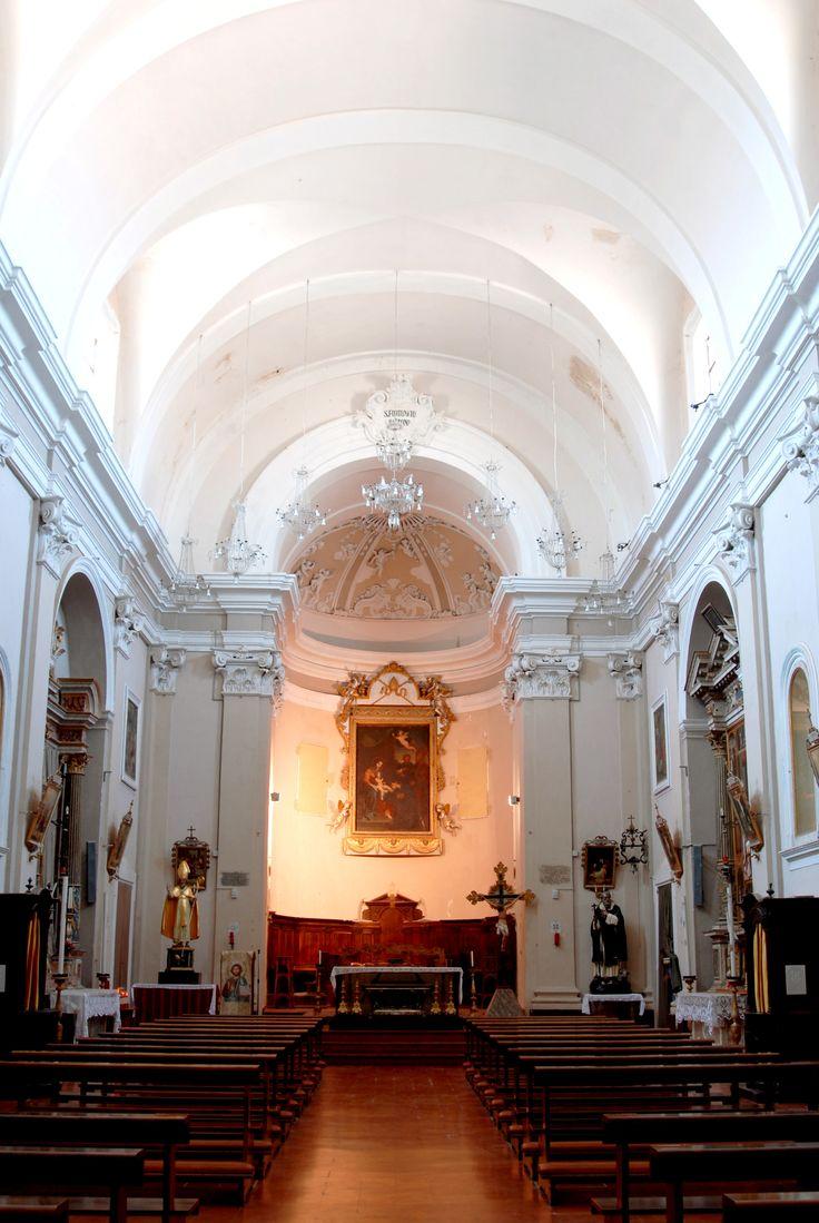 Chiesa di S. Fortunato interno  #marcafermana #falerone #fermo #marche
