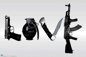 ...love Maegan: Gun Art