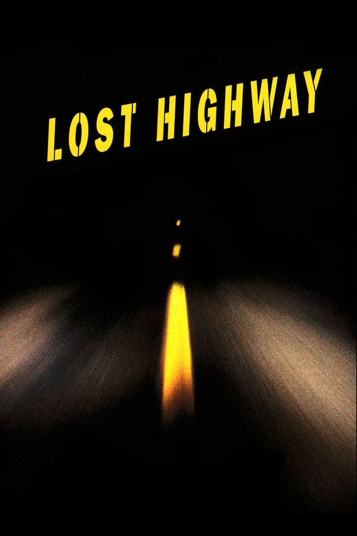 Lost Highway - David Lynch - 1997