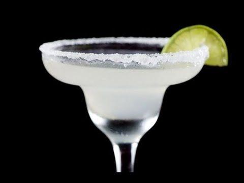 Como hacer un Coctel Margarita // FACIL//EN CASA