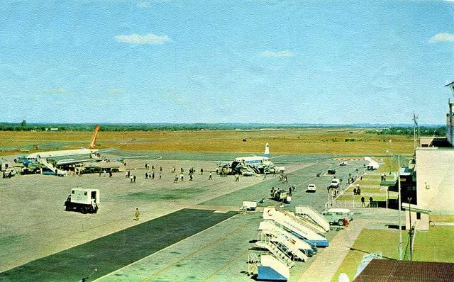 salisbury airport