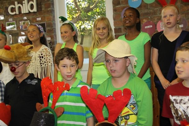 Grade 3 Swallows at Blouberg Preparatory had their end of year concert and picnic.