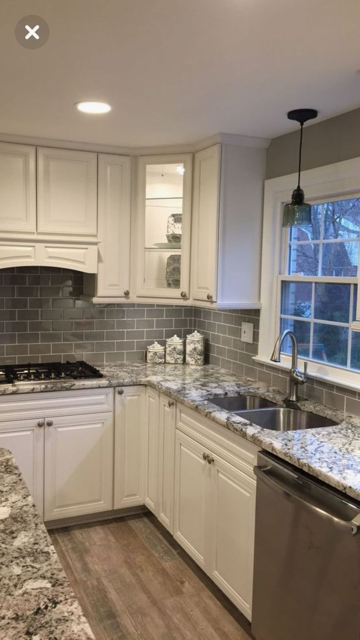 Making A Splash In The Kitchen Suggestions For Spicing Up Your Backsplash Kitchen Remodeling Projects Kitchen Island Cabinets New Kitchen Cabinets