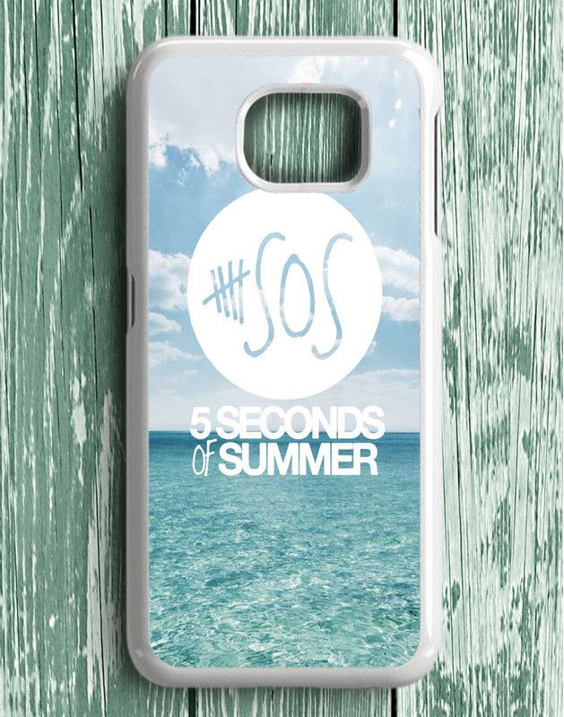 5 Second Of Summer Blue Sea Samsung Galaxy S6 Edge Plus   Samsung S6 Edge Plus Case
