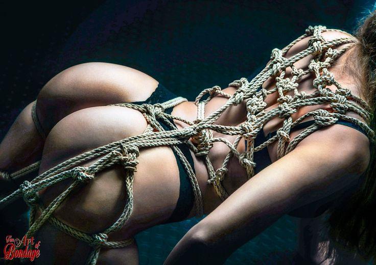 Fine Art Bondage Beauty of Rope IV Calendar 2017 by Rod Meier on 500px