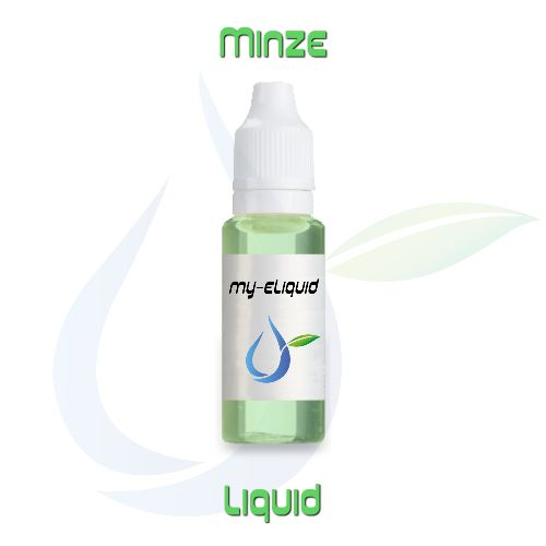 Minze Liquid | My-eLiquid E-Zigaretten Shop | München Sendling