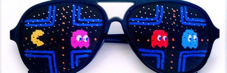 Pac-Man sunglasses | Rubrik et de Brok