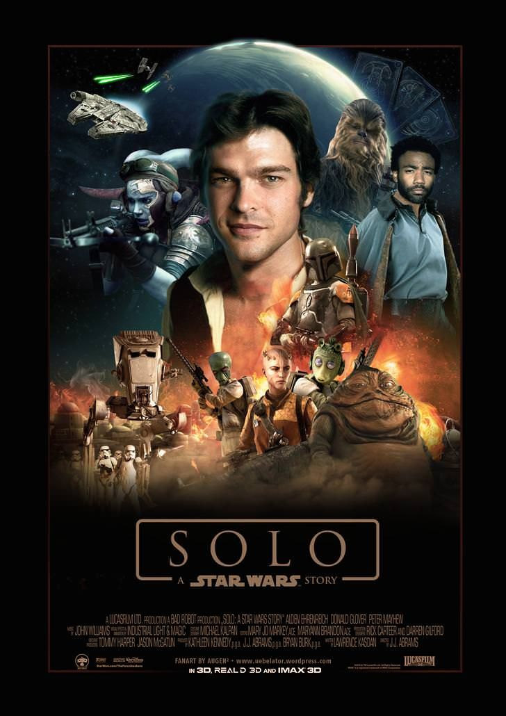 Plakaty Filmowe Star Wars