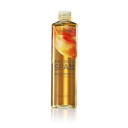 Oriflame Swedish Spa Beauty Wonder Oil #Oriflame