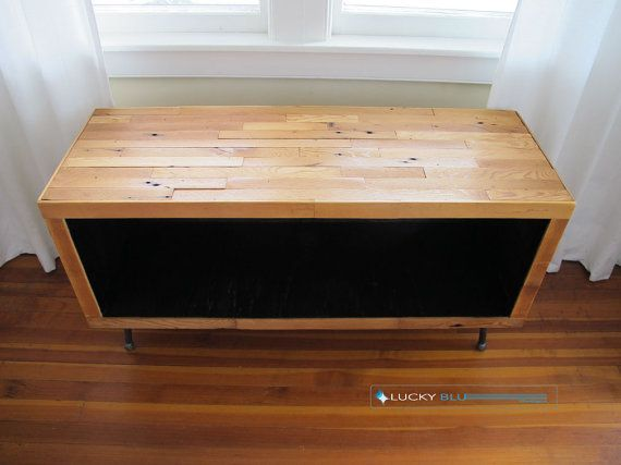 Media Console / TV Stand SOHO Collection by LuckyBluDesigns