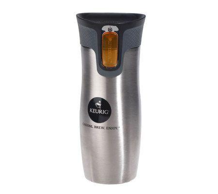 Qvc Contigo Autoseal Travel Mug