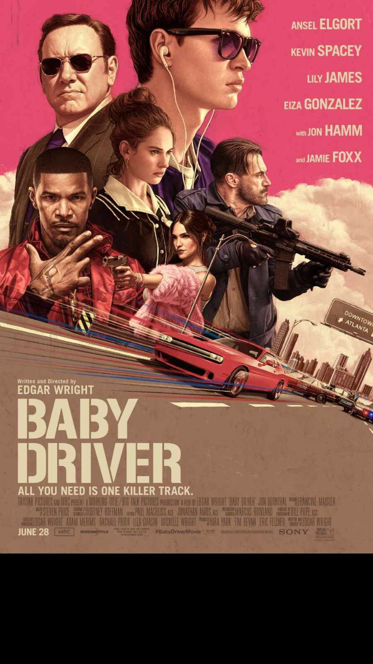 Baby Driver  30/7/17