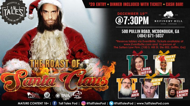 Get your ticket now to the hottest holiday show this