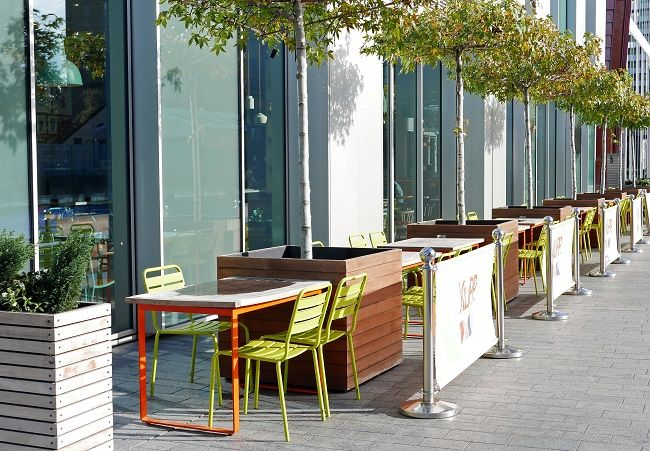 kupp restaurant, paddington interiors