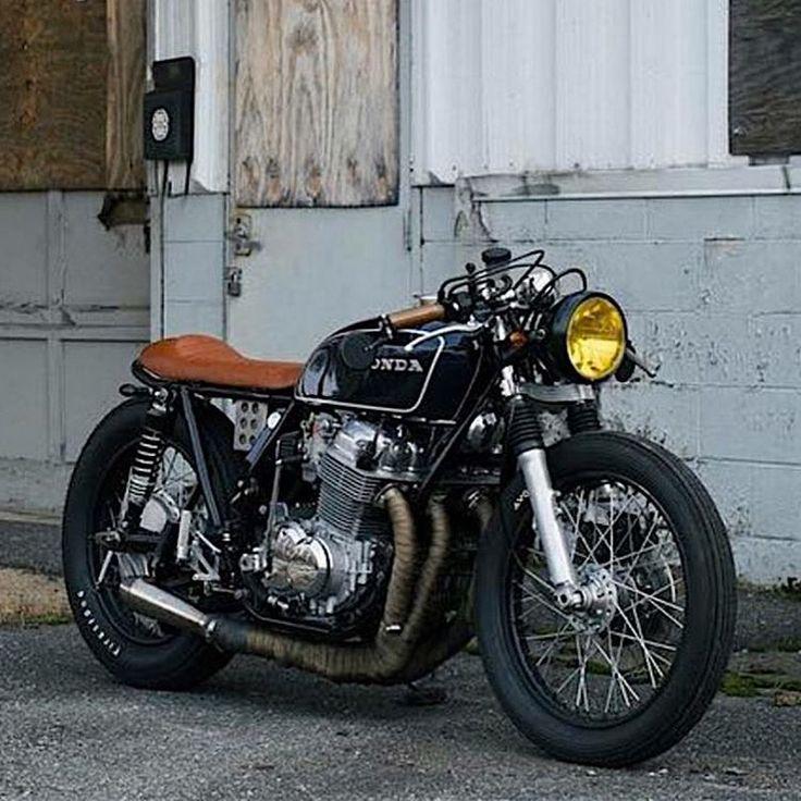 Watch this Instagram photo of Cafe Racer • Like 10.3 thousand times Bobber Bobberbrothers motorcycle lifestyle clothing motorbike fashion Harley c …