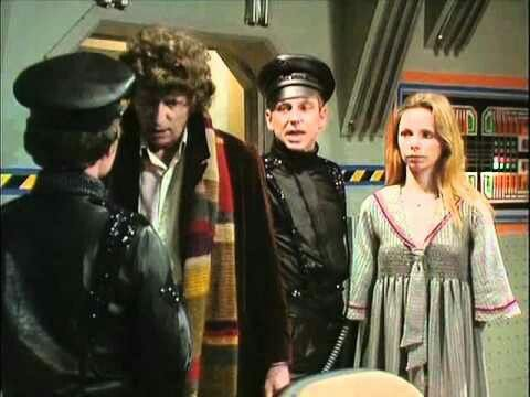 Nightmare of Eden: Season 17 Serial 4 | Romana (Lalla Ward)