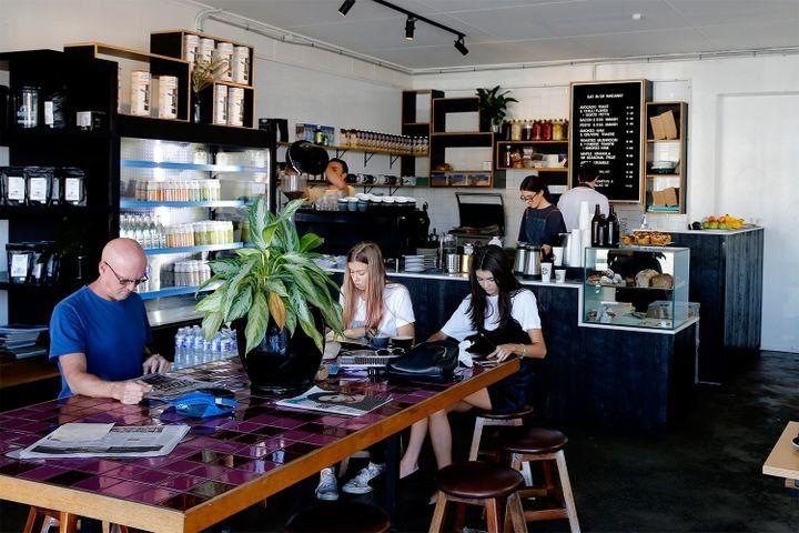 Good Day Coffee, Tugun, QLD