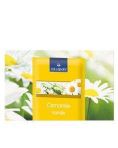 Sir Henry Tea - Camomile 25 x 1,5gr