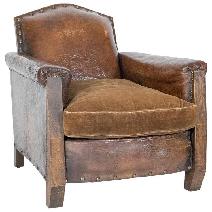 Single Club Chair