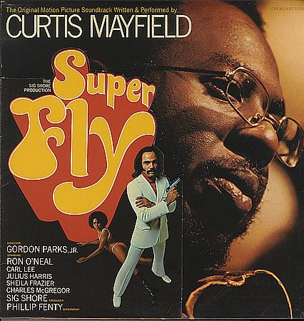 Curtis Mayfield, Superfly 1970s evolved into socially conscious funky music that EVERYONE loved, EVERYONE listened to. There wasn't white metallica and black '50c' ... music was a stone groove, the races were like ONE. Truth.