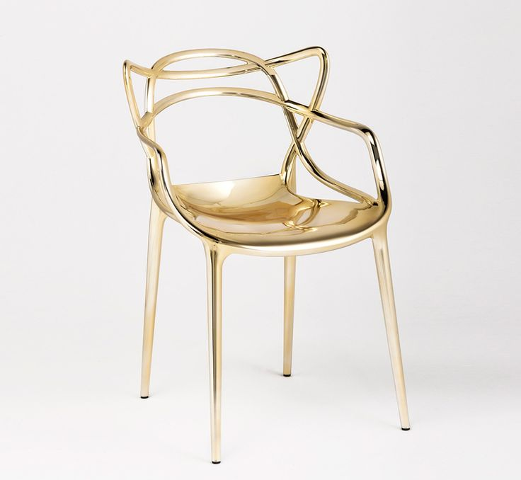 Kartell Gold Masters Chair by Philippe Starck253 best Kartell   Italy images on Pinterest   Philippe starck  . Phillip Stark Chairs. Home Design Ideas