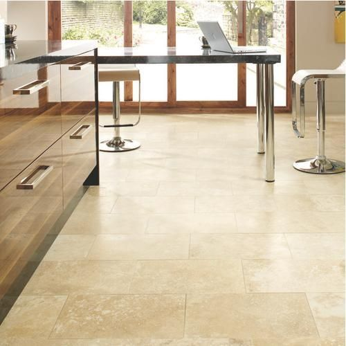 honed travertine flooring - Google Search