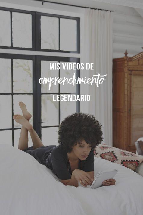 Todos los videos de emprendimiento de Ximena de la Serna: emprende con pasión y alcanza el exito online! Clic en la imagen para verlos todos!