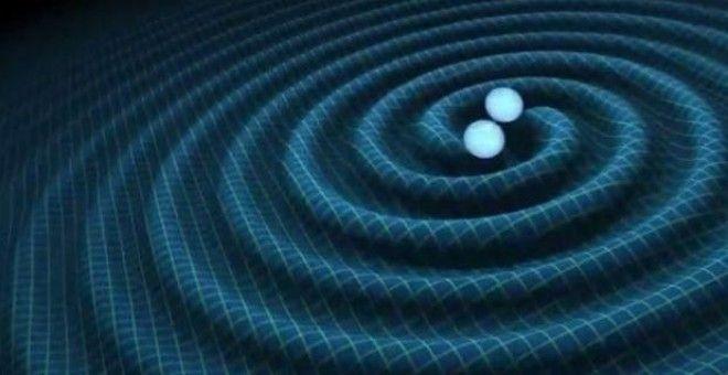 Las ondas gravitacionales descubrimiento del año según la revista 'Science'
