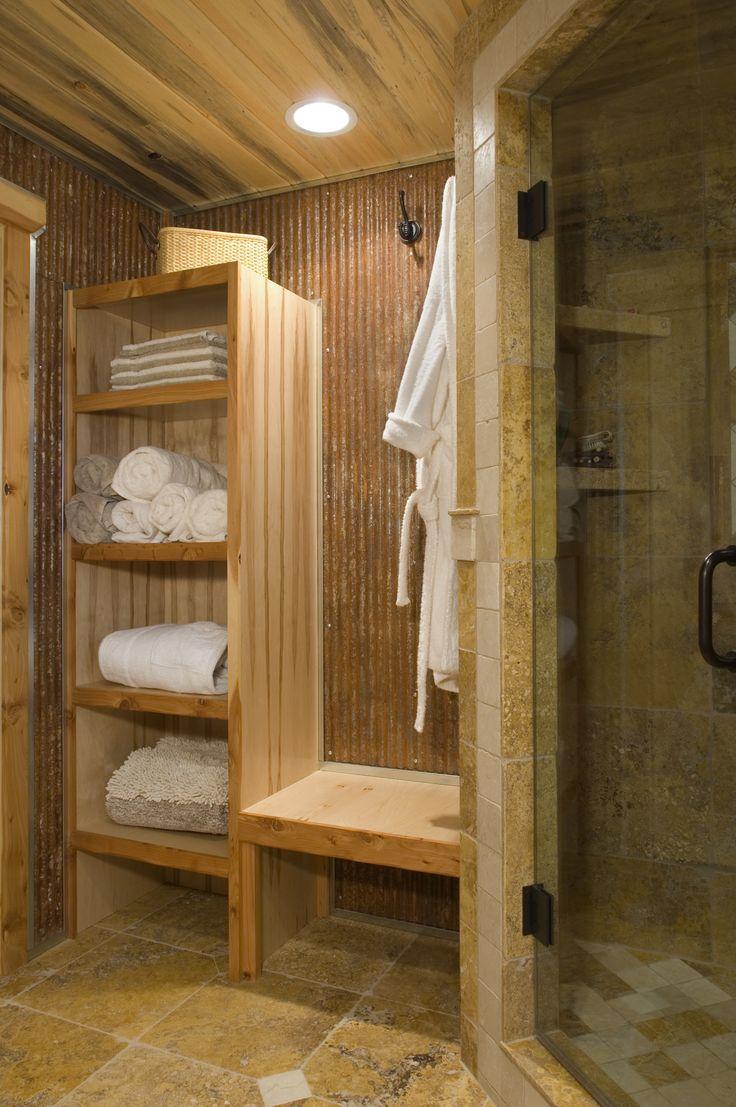 best 25+ tin shower walls ideas on pinterest | rustic shower