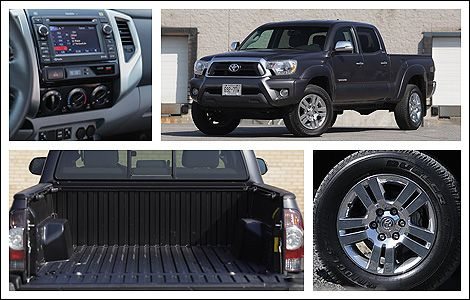 """2013 Toyota Tacoma 4x4 Double Cab Limited Review 