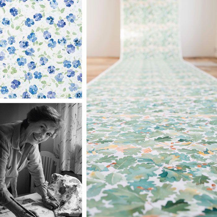 fönstret ab - tyg & solskydd - Lund Lena Boije, Borås Cotton