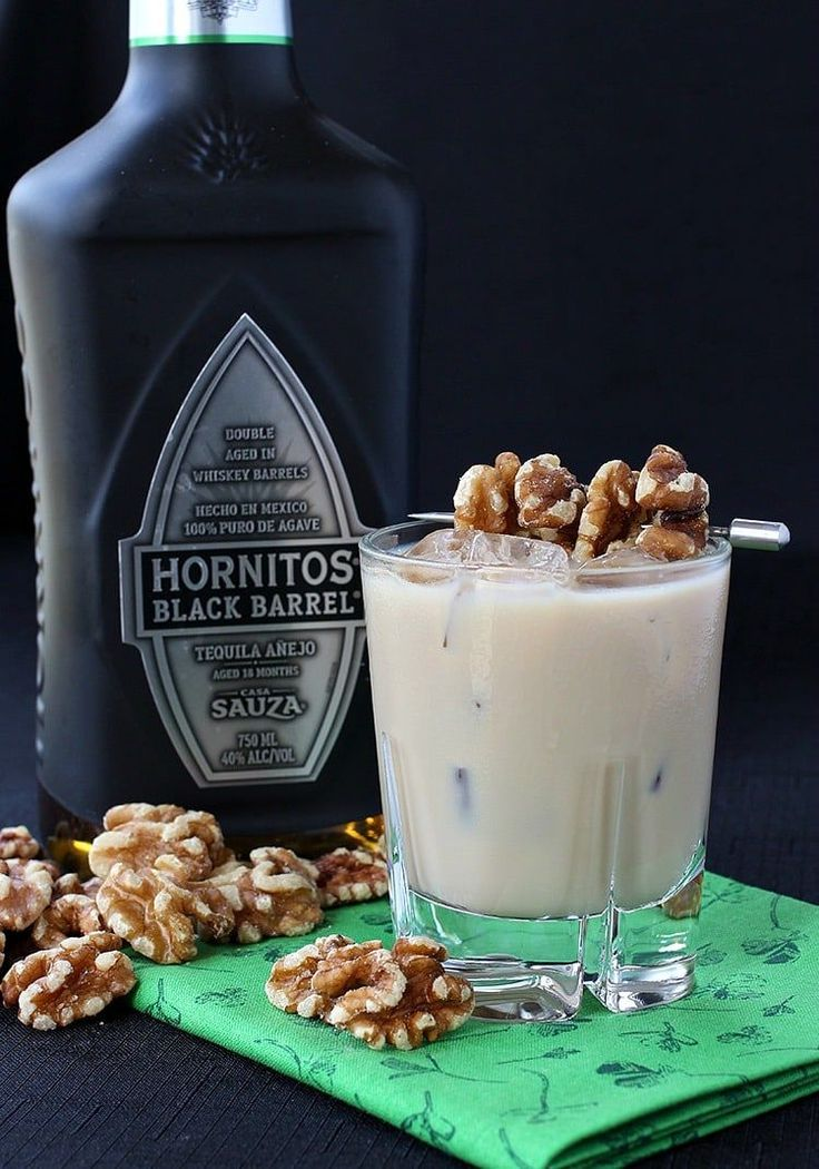 These Nutty Tequila cocktails are the perfect way to break out the tequila for St. Patrick's Day! So obviously these drinks are a twist on one of my favorite after dinner drinks, the Nutty Irishman. I usually order them when we go out to our favorite Italian restaurant just to keep the party going a... Read More #tequilacocktails