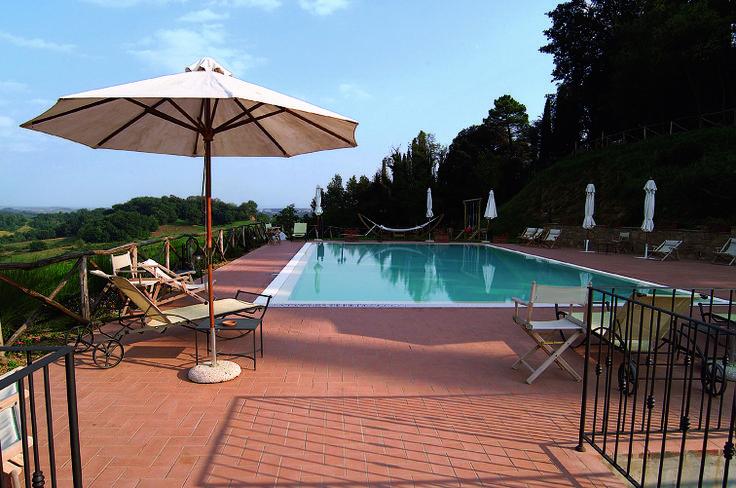 un angolo di paradiso un tuffo in pieno relax nelle colline fiorentine del Chianti