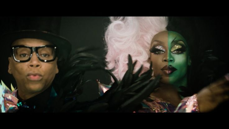 Low (feat. RuPaul) by Todrick Hall - YouTube