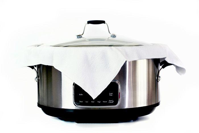 Un truco sencillo que te servirá para controlar la humedad al cocinar en Crock Pot o slow cooker. ¡Cocina fácil en olla lenta!