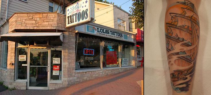 26 best images about new jersey tattoo on pinterest ink for Alaska tattoo shops