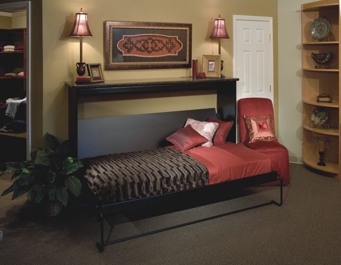 25 best ideas about fold up beds on pinterest bedding for Murphy beds for small spaces