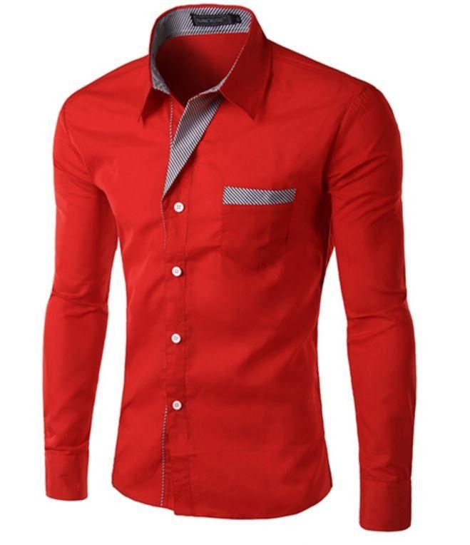 Elegantní pánská slim košile červená -Velikost L Na tento produkt se vztahuje nejen zajímavá sleva, ale také poštovné zdarma! Využij této výhodné nabídky a ušetři na poštovném, stejně jako to udělalo již velké množství spokojených …
