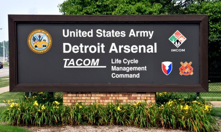 Detroit Arsenal: Birthplace of American Tank Warfare | Military History of the Upper Great Lakes